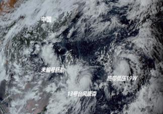 秋台风为什么这么猛有什么特点 秋台风主要是登陆我国哪些地区